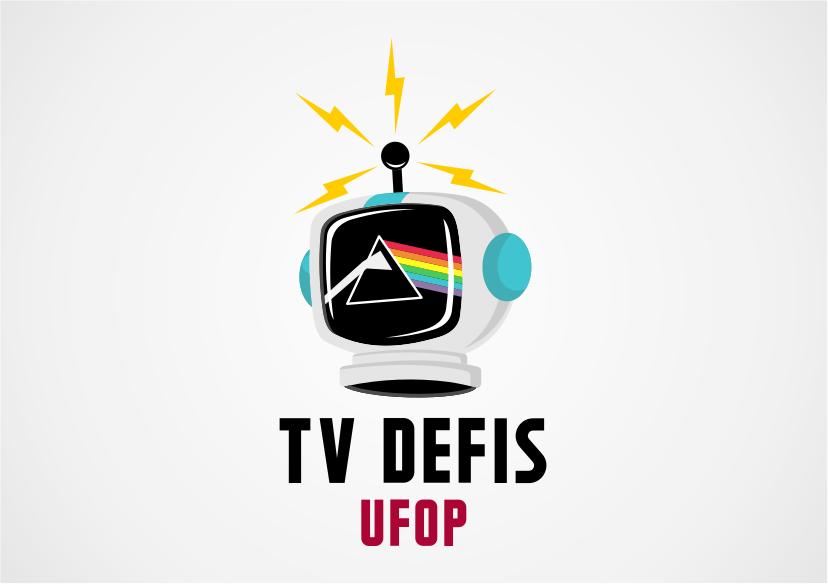 Logo TV-DEFIS UFOP